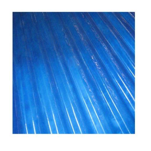 Tấm lợp lấy sáng màu xanh