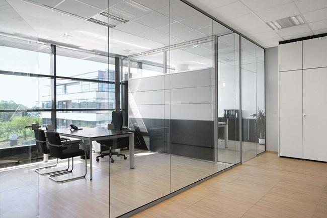 Cung cấp vách ngăn kính văn phòngchất lượng
